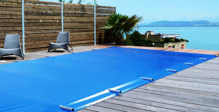 Veiligheidsafdekkingen zwembad