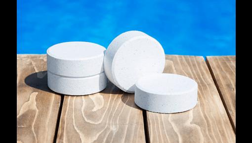 Zwembad chemicaliën