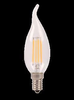 E14 | 4W Filament C35L | 2700K Warm Wit