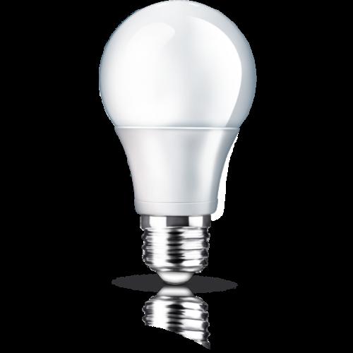 E27 | 5W Led Lamp A60 | 3000K Warm Wit
