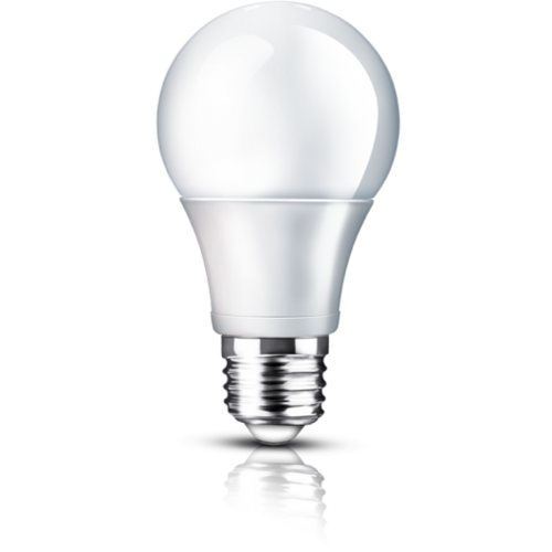 E27 | 15W Led Lamp A60 | 6400K Koud Wit