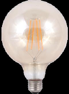 E27 | 6W Filament G125 Mat | 2700K Warm Wit