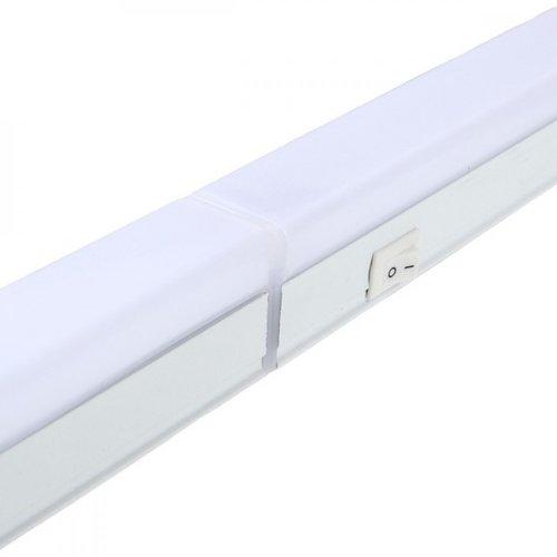 LED Batten - T5 - 11W - 90cm - 3000K Warm Wit - Doorkoppelbaar - Ledline