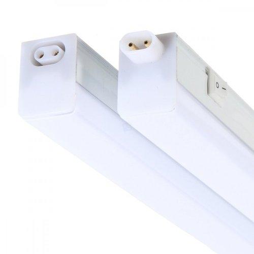 LED Batten - T5 - 14W - 120cm - 3000K Warm Wit - Doorkoppelbaar - Ledline