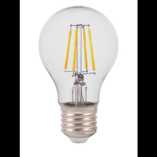 E27 | 8W Filament A60 Helder | 2700K Warm Wit