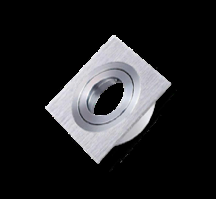 Spot Armatuur | Vierkant Aluminium
