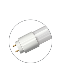 T8 150cm LED Buis 24W | 4200K Dag Licht