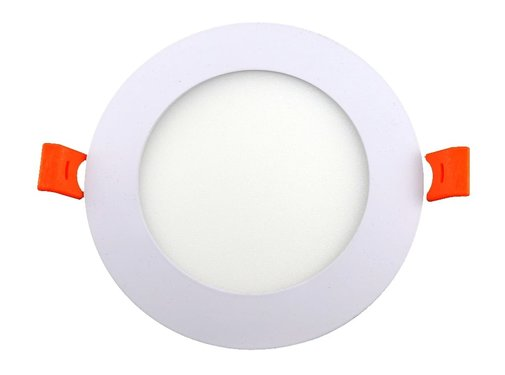 6W LED Inbouw Spot | 6400K Koud Wit