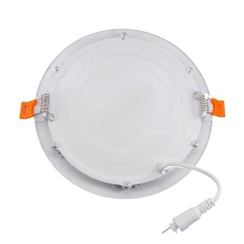 LED Downlight Inbouw Plafondlamp Rond | 12W | 3000K Warm Wit