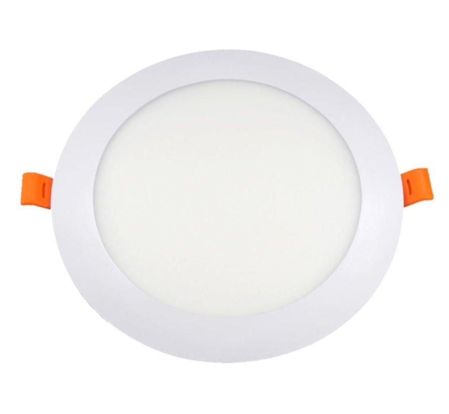 12W LED Inbouw Spot | 6400K Koud Wit