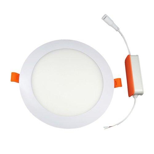 LED Downlight Inbouw Plafondlamp Rond | 12W | 6400K Koud Wit