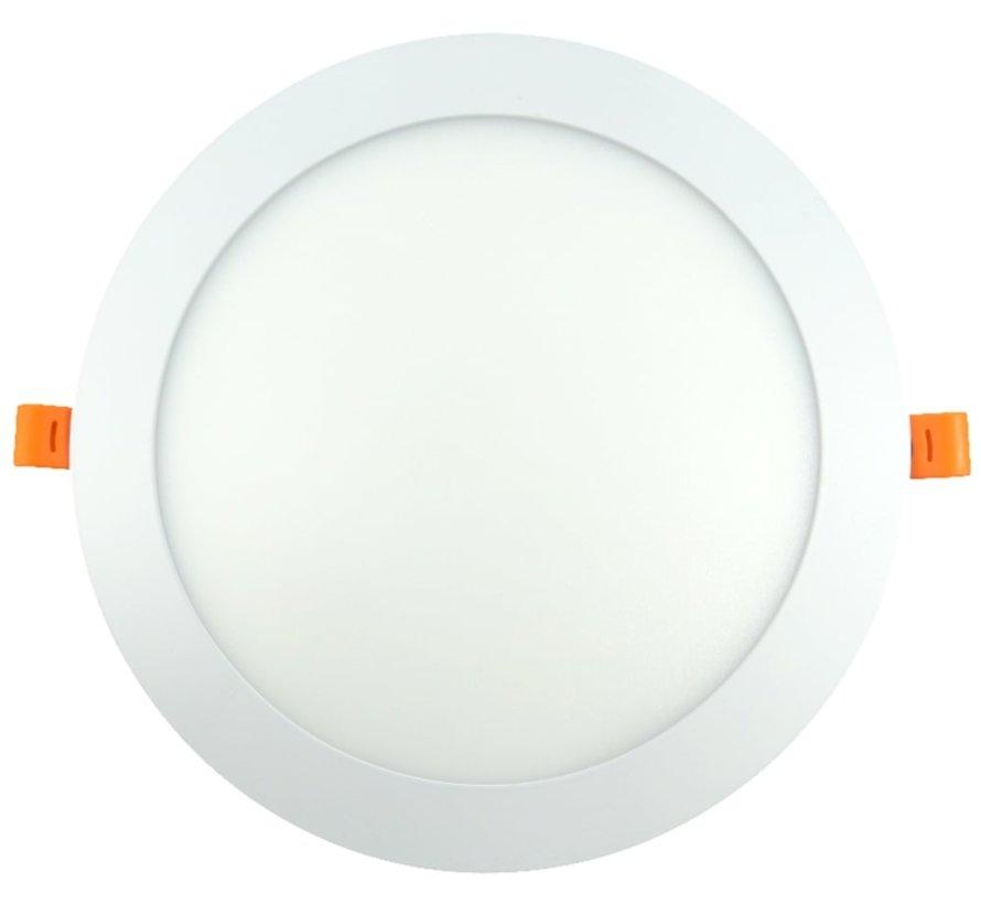 18W LED Inbouw Spot   4200K Dag Licht