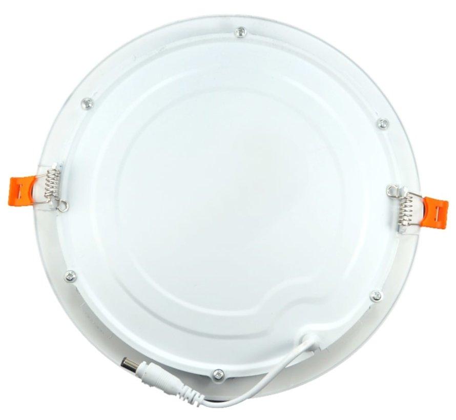 18W LED Inbouw Spot | 6400K Koud Wit