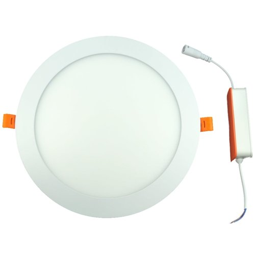 LED Downlight Inbouw Plafondlamp Rond | 18W | 6400K Koud Wit