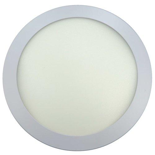 LED Downlight Opbouw Plafondlamp Rond | 24W | 4200K Dag Licht