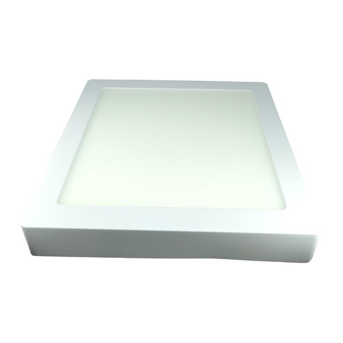 LED Downlight Opbouw Plafondlamp Vierkant | 18W | 4200K Dag Licht
