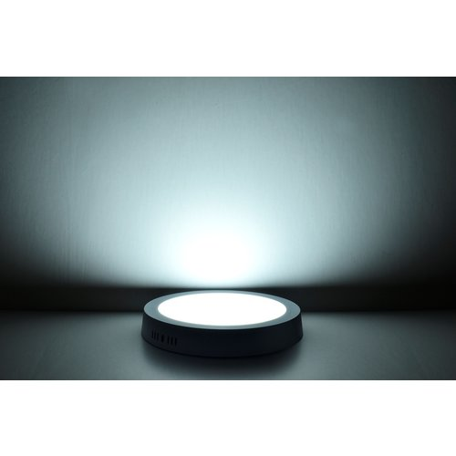 LED Downlight Inbouw Plafondlamp Rond | 6W | 6400K Koud Wit