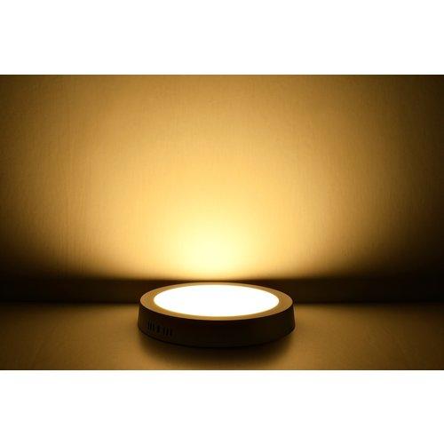 LED Downlight Inbouw Plafondlamp Rond | 6W | 3000K Warm Wit