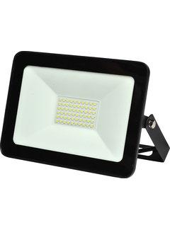 50W LED Breedstraler | 3000K Warm Wit