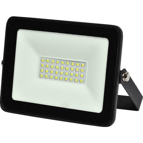 LED Breedstraler | 30W | IP65 Waterdicht | 3000K Warm Wit