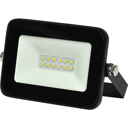 LED Breedstraler | 10W | IP65 Waterdicht | 6400K Koud Wit