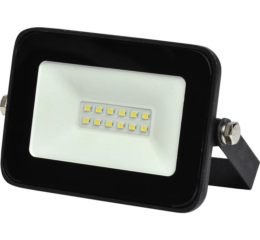 10W LED Breedstraler | 3000K Warm Wit