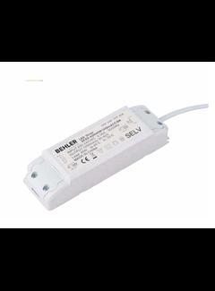 LED Paneel driver - Output: 27-42V 900-1000mAh - Geschikt voor 36W-40W LED panelen