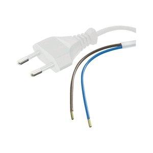 2-aderig aansluitstekker - 1.5m - 230V netsnoer