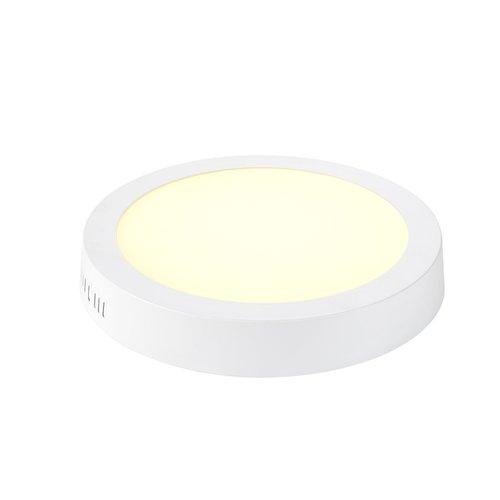 LED Downlight | 12W | Verwisselbare kleur [3 in 1] | Opbouw Plafondlamp Rond
