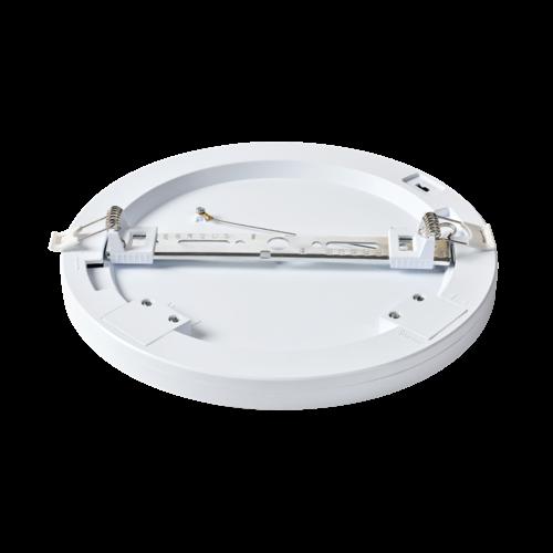 LED Plafondlamp met sensor - 360° - 9W - Verwisselbare kleur [3 in 1] -  1500 L - Rond