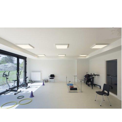 LED Paneel 30x120cm 32W UGR≤19 | Verwisselbare kleur [3 in 1] | inclusief PHILIPS XITANIUM Driver
