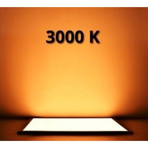 LED Paneel 30x120cm 3000K 40W | Warm wit [High lumen]