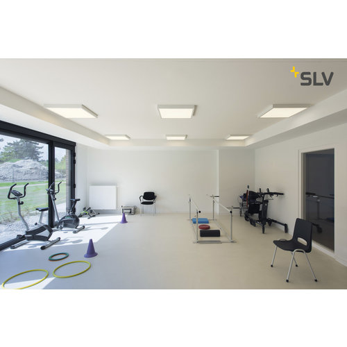 LED Paneel 60x120cm 3000K 60W | Warm wit [High lumen]