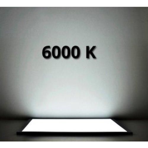 LED Paneel 60x60cm 32W UGR≤19 | 6400K Koud wit | inclusief PHILIPS XITANIUM Driver