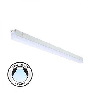 LED Batten - T5 - 7W - 60cm -  4200K Dag Licht - Doorkoppelbaar - Ledline