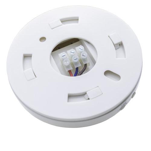 LED Bewegingssensor Plafond Opbouw Wit | PIR Sensor