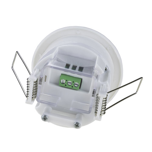 LED Bewegingssensor Plafond Inbouw Wit | PIR Sensor