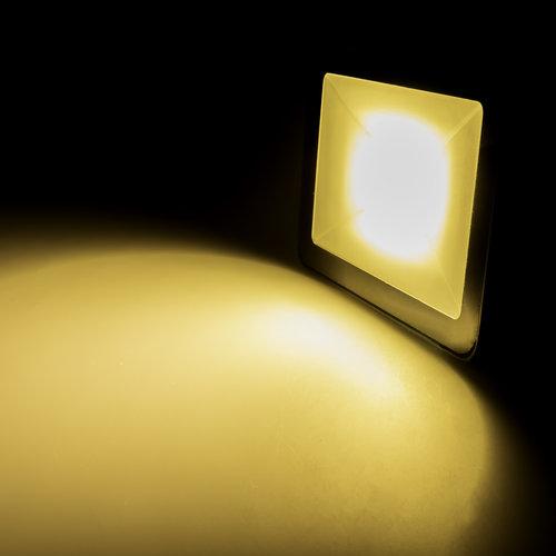LED Breedstraler | 10W | IP65 Waterdicht | 3000K Warm Wit