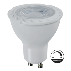 GU10 | 6W Dimbaar LED Spot Lamp | 2700K Warm