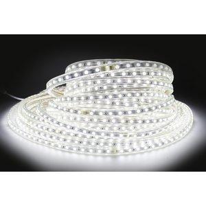 LED Strip Koud Wit | 5 Meter | IP65 Waterdicht | 6400K | 220V - 240V