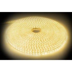 LED Strip Warm Wit | 10 Meter | IP65 Waterdicht | 3000K | 220V - 240V