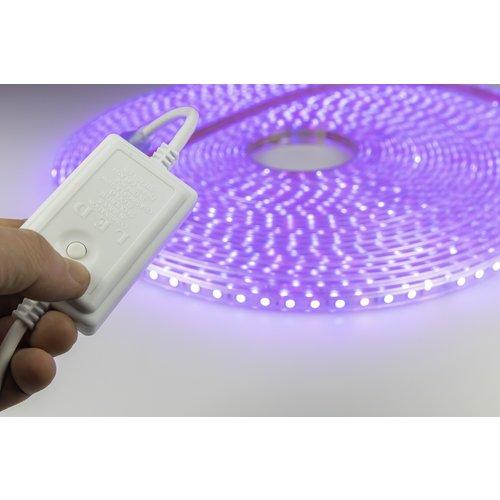 Mini controller voor RGB LED Strip | Inclusief stekker (230V) | Plug & Play