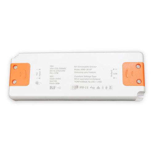 LED Veranda Spot | 3W Dimbaar IP65 | 2700K Warm Wit | Set van 12