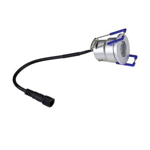 LED Veranda Spot | 3W Dimbaar IP65 | 2700K Warm Wit | Set van 10