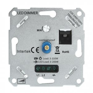 LED Dimmer 3-350 Watt 220-240V