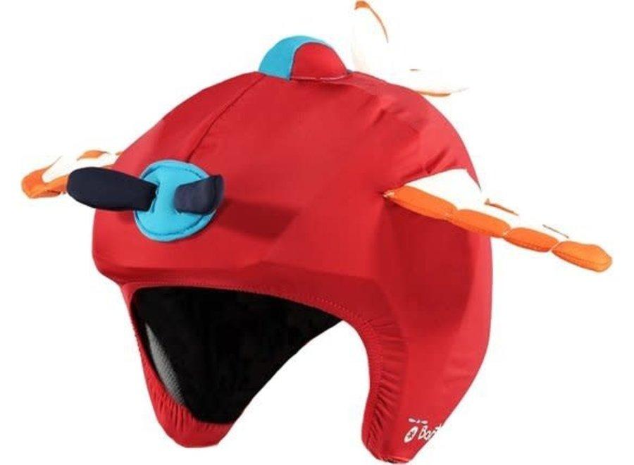 Helmet Cover 3D - Airplane