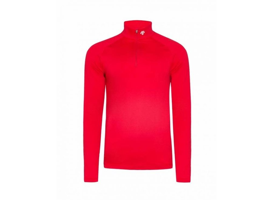 Hans T-Neck - Electric Red