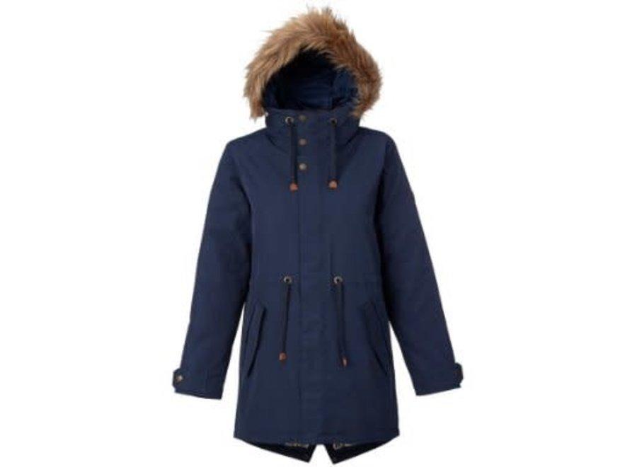 Saxton Parka Jacket - Mood Indigo