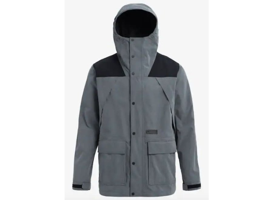 Cloudlifter Jacket - True Black Distress/True Black