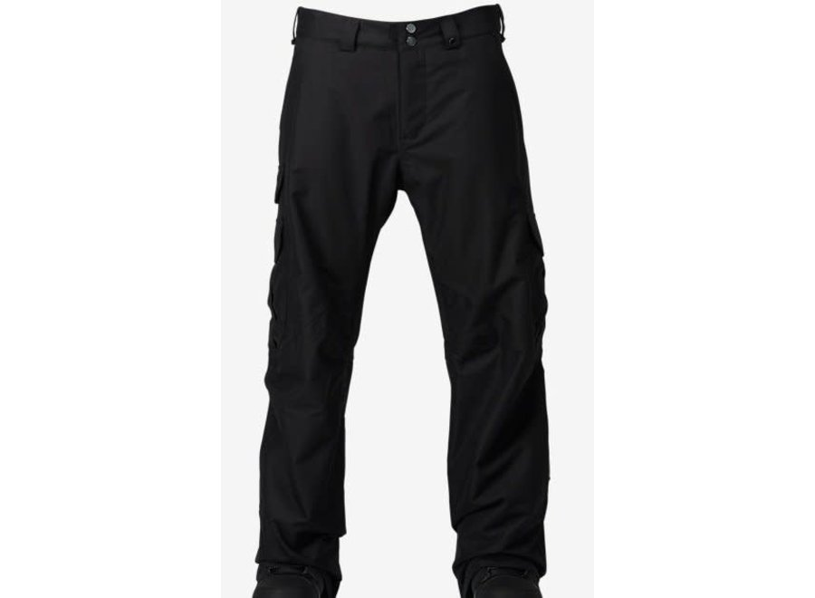 Cargo Short Pant - True Black